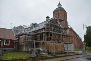 Därför har ombyggnaden av 1800-talshuset gått i stå