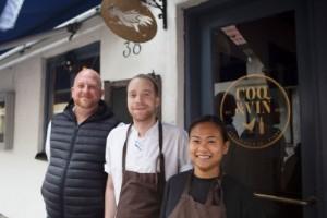 Så blir nya restaurangsatsningen på Adelsgatan
