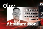 """NSD:s politiske chefredaktör Olov Abrahamsson är en av de medverkande i antologin """"2071 - på spaning efter socialdemokratins framtid""""."""