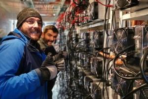 Nu öppnas en gruva i Örträsk igen – men den här gången är det bitcoin som ska brytas