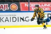 Elias Salomonsson är en av tre Skellefteå AIK-spelare i den kommande U18-landslagstruppen.