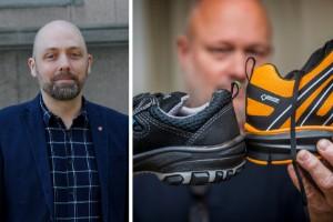 Förslaget: Gratis skor till anställda i vård och omsorg
