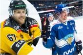 """Nobbade Djurgården – valde Luleå Hockey efter Omarks övertalning: """"Han är en stor anledning att jag valde Luleå"""""""