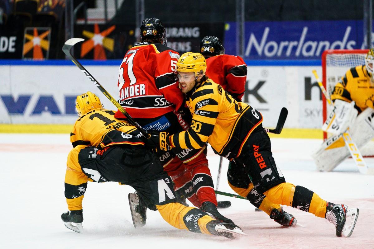 Direkt: Följ Luleå Hockeys match mot Skellefteå här