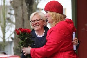 Quiz: Vem var där på 1 maj i Enköping?