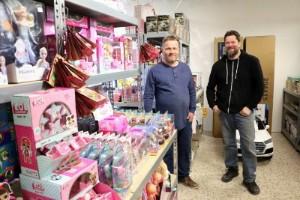 """Butik utökas med leksaker – delägaren: """"Nu har vi saker för gummor, gubbar och barn"""""""