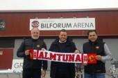 Därför sätter de sitt namn på arenan i Gränby