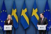 Se statsminister Stefan Löfvens pressträff om coronavaccinet