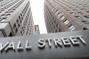 Trist slut på kalasmånad för Wall Street