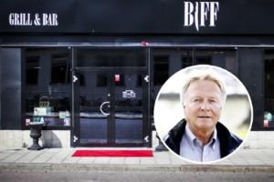 """Näringslivsprofilen köper Biff och grill: """"Måste rädda nöjesmetropolen"""""""