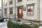 Apoteket stängt efter nattens inbrott