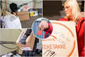 """Missen: Kirunabostäder tömde fel förråd: """"Jag är så arg"""""""