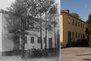 Nostalgi: Gunnar och Alva Myrdal gav namn åt husen