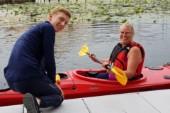 """Intresset för paddling ökar: """"Man vill röra på sig ute"""""""
