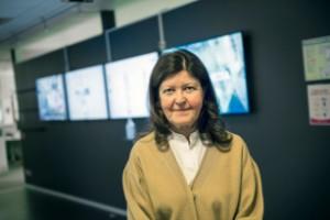 """Annika Högström: """"All energi gick åt till att andas"""""""