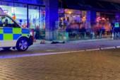 Man utsatt för grovt våldsbrott på Ågatan – tre anhållna för mordförsök