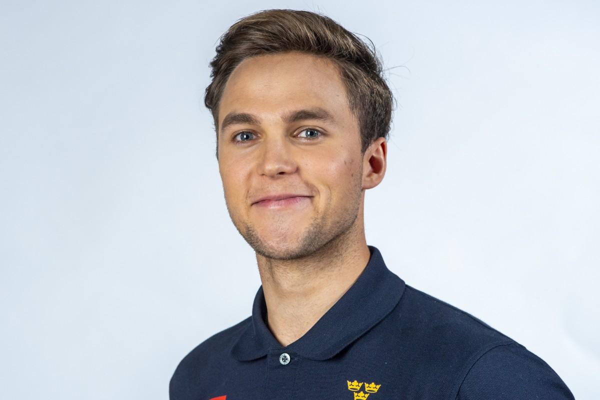 Hannes Puman – förste klättrare i OS-satsning