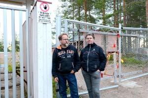 """Kameror på festplatsen ska stoppa vandaliseringen: """"Nu är måttet rågat"""""""