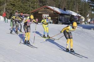Korsgrens seger –knäckte Bjørgen i Vasaloppet