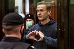 Navalnyj internerad i straffläger