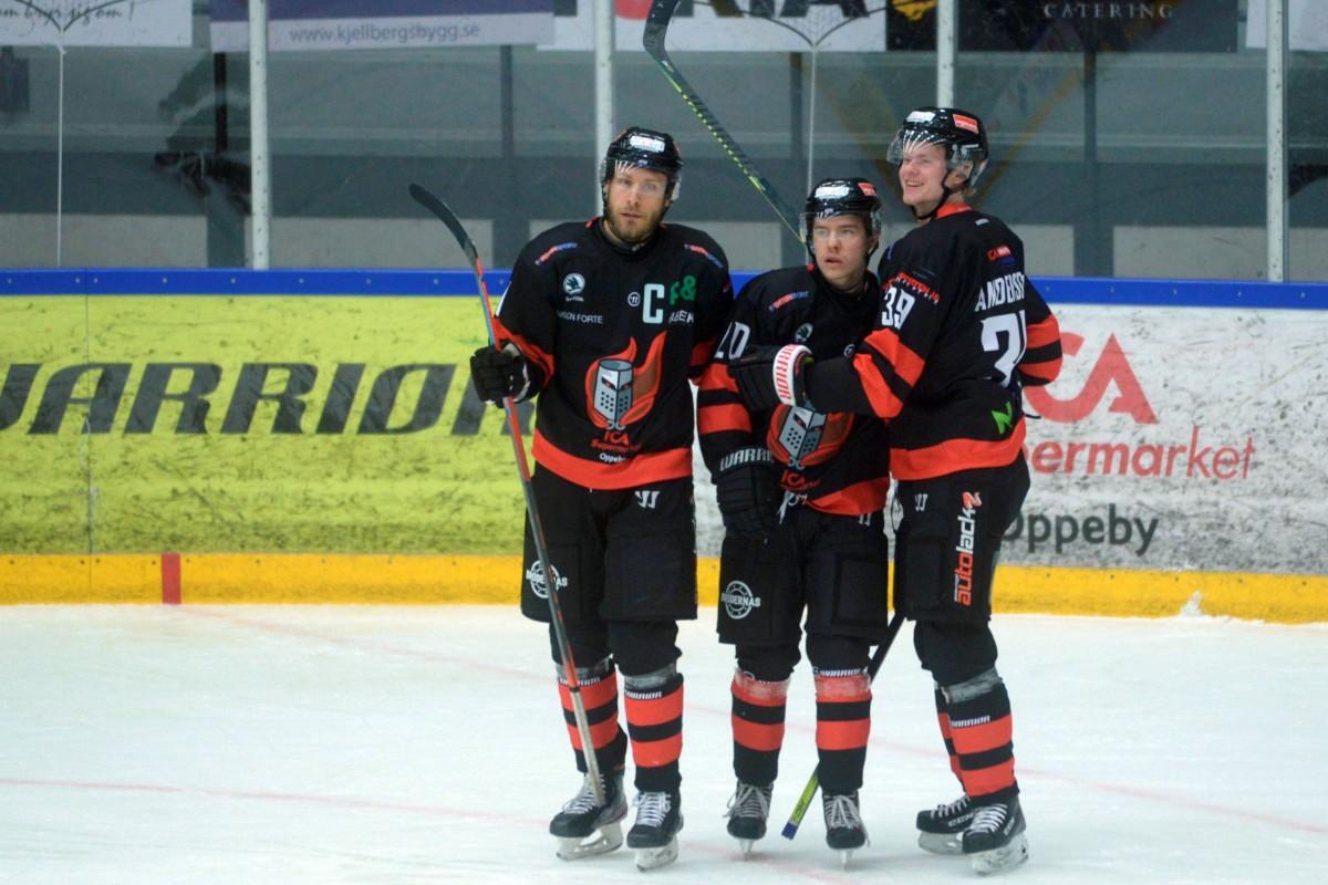 """Lenny Eriksson: """"I perioder tävlar vi på samma villkor"""""""