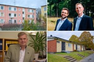 Tomma hyresrätter sedan Migrationsverket lämnat Mariannelund - så tänker fastighetsägarna