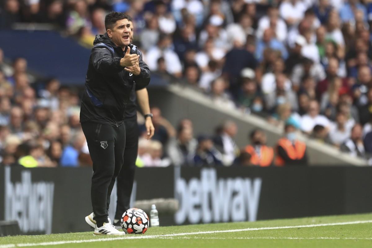 Munoz – säsongens första sparkade manager