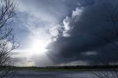 Passa på att njuta av solen idag – sen vänder det