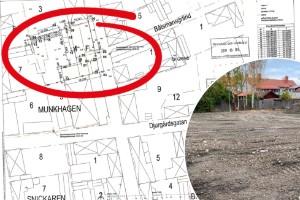 Efter flera år av överklaganden – nu påbörjas bostadsbygget i Mariefreds gamla stadskärna