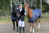 Dubbla uppdrag väntar i Jönköping Horse Show