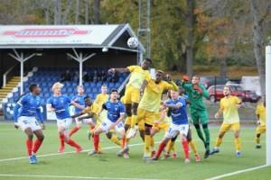 Höjdpunkter: City chockvände mot ÅFF - se målen från derbyt här