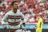 Ronaldo historisk inför storpublik i Budapest