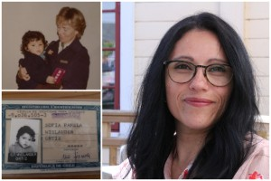 Sofia fördes bort från Chile – hittade syster i Sverige efter 43 år