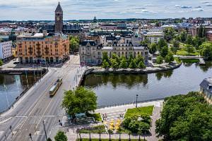 Var sjätte Norrköpingsbo lever på bidrag