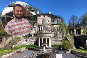 """Olovlig hyresgäst får slängas ut från Eskilstunabons lyxvilla – """"idioter"""""""