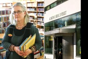 """Ytterligare personal lämnar biblioteken: """"Uppgivenhet, chock, förtvivlan""""."""
