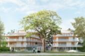 Föreslagna flerfamiljshuset växte två våningar