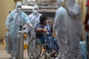 Vårdpersonal i Indien: Vi var inte beredda