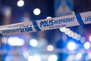 Skott avlossat vid bråk i Söderhamn