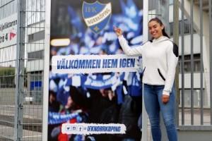 """Hon är IFK:s senaste nyförvärv: """"Vill nå topp tre"""""""
