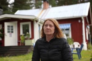 """Eldsjälen Susanne Karlsson hjälper de strandade bärplockarna: """"Jag kände ett ansvar"""""""