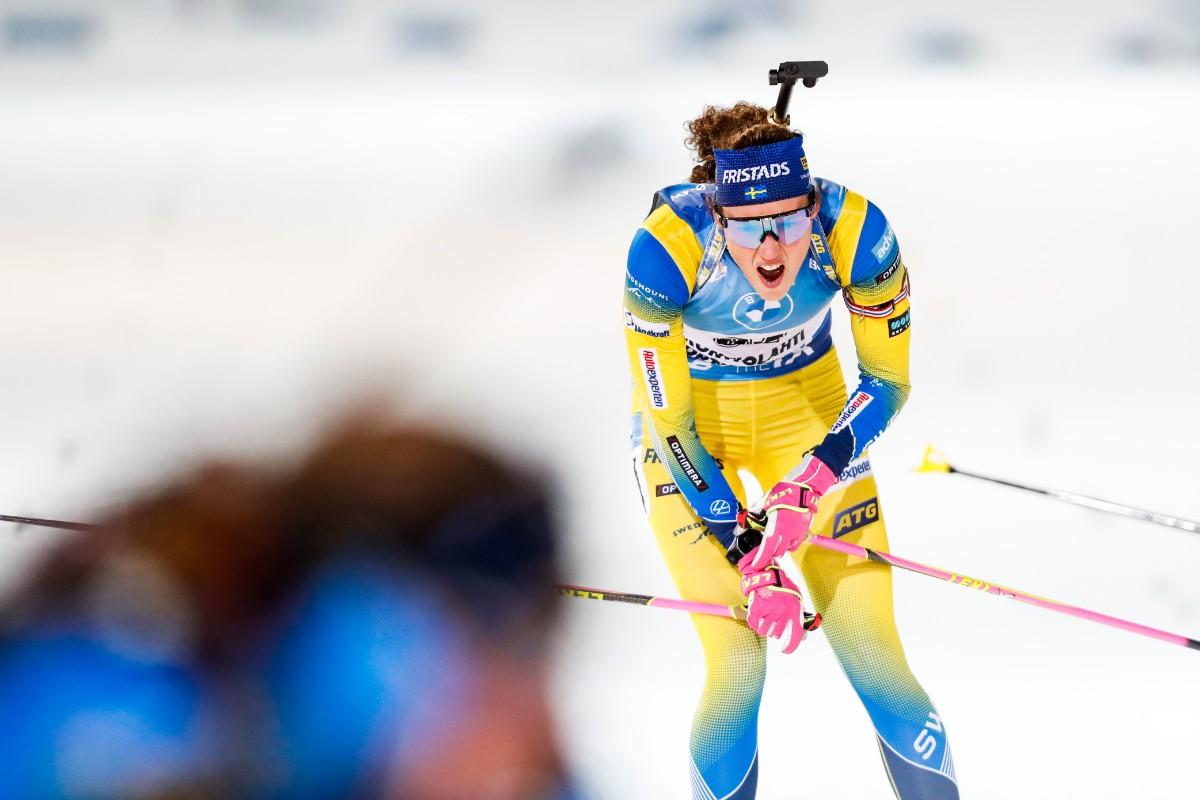 Hanna Öberg vann efter superlopp