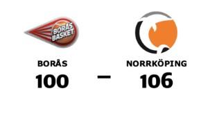 Stark seger för Norrköping i toppmatchen mot Borås