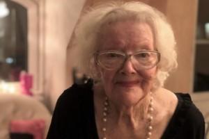 Ulla är äldst i Västervik – nu fyller hon 104