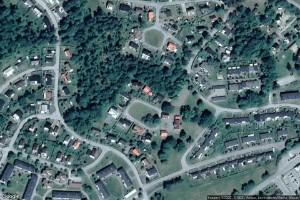 116 kvadratmeter stort hus i Borensberg sålt till ny ägare