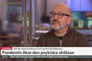 """Bosse fick beröm efter tv-debuten: """"Modig som ställde upp"""""""