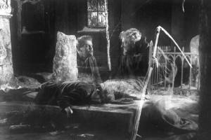 Svensk film har aldrig varit så het som 1921