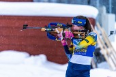 Alice från Kimstad laddar för junior-VM