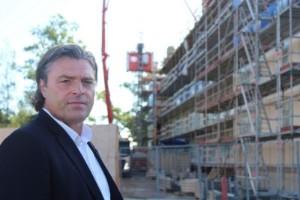 Nya stadsdelen växer – Bonava bygger 110 bostäder till