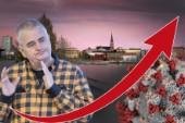 """Smittspridningen ökar i Norrbotten: """"Brant kurva uppåt"""""""